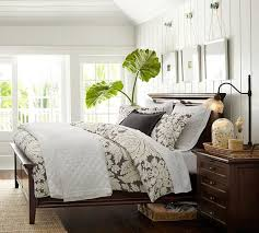 Hudson Bed | Wooden Beds | Pottery Barn