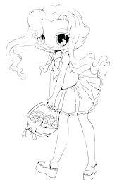 Anime Couple Coloring Pages Anime Wolf Couple Coloring Pages