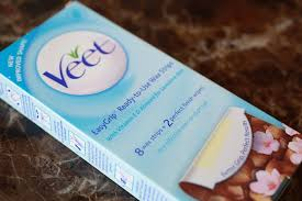 how to use veet waxing strips effectively