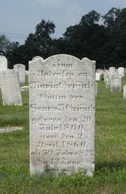 Maria Griffith (1800-1860) - Find A Grave Memorial