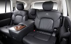 infinity 2011. 2011 infiniti qx56 rear seating infinity