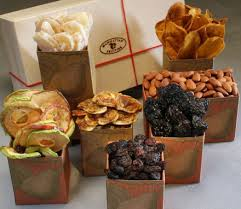 dried fruit and nuts 7 items
