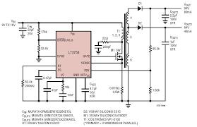 solutions lt3758 vfd (vacuum fluorescent display) flyback power