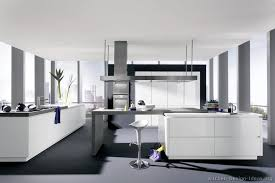 kitchen modern white. Modern White Kitchen L