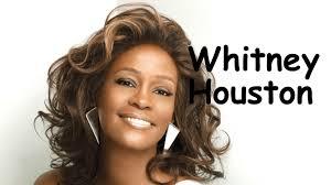 Whitney Houston Hairstyles One Moment In Time Whitney Houston Lyrics Hd Scenic Youtube