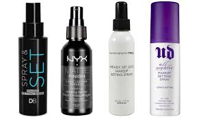 makeup setting sprays to try