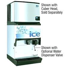 countertop ice maker and water dispenser ice machine easy ice dispensing for self serve locations portable