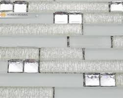 2018 diamond glass mosaic wall tiles backsplash in mosaic shower tiles white glass mixed diamond mosaic tiles from best2016 340 63 dhgate com