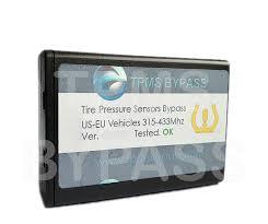 Ford Us F 250 F 350 Tpms Bypass Tire Pressure Sensors Light Disable Reset Emulator