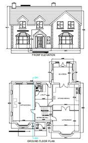 Planning Applications   Services   M F  Kelly  amp  Associates    Planning Applications   House Plan