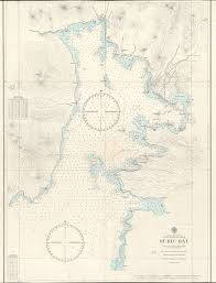 Nautical Chart Numbers Details About 1945 U S Hydrographic Office Nautical Chart Of Subic Bay Luzon Philippines