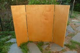 tri fold display board