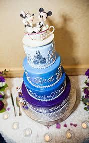 Disney Wedding Cakes Gallery Disneys Fairy Tale Weddings