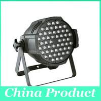 8pcs lot dmx512 54 3w led par lighting professional manufacture par swimming pool lights with remote control