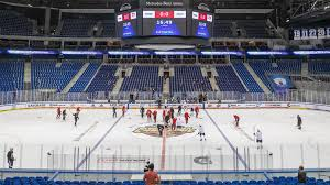 Blackhawks Stadium Series Seating Chart Blog Blackhawks Hit The Ice In Berlin