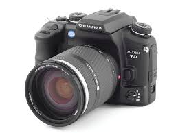 Download the latest drivers, manuals and software for your konica minolta device. Konica Minolta Maxxum 7d Digital Photography Review