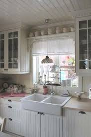 rustic white country kitchen. Great White Country Kitchen Via Shabby Chic Con Amore Rustic