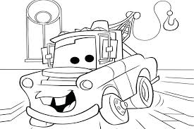 Coloring Pages Cars Trucks Color 3 And Page Kids 2 Colouring Free