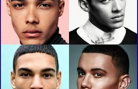 Barber Hairstyles Chart 57 Reasonable Black Male Haircut Chart