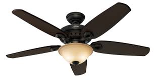 52 black ceiling fan fairhaven 53032 hunter fan