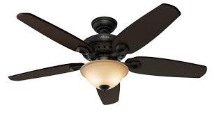 black ceiling fan fairhaven hunter fan