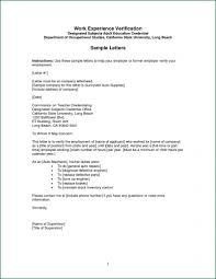 Hiring Letter Samples Valid Employment Verification Letter Sample Immigration