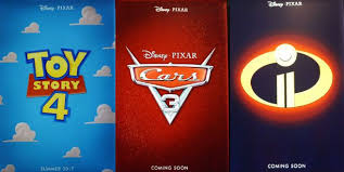 toy story 4 2017 poster.  2017 New Posters Revealed For Toy Story 4 Cars 3 And The Incredibles 2 At D23   Movie News  JoBlocom Throughout 4 2017 Poster