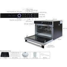 Lò Vi Sóng Có Nướng Electrolux EMS3288X - 32L (Đen Bạc) - Hàng chính hãng    Tiki Trading