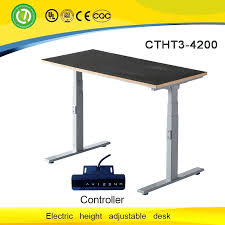 desk corner sit stand desk linear actuator for height adjule desk legs motorized adjule height