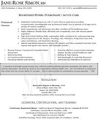 registered nurse resume example   download sample resumeprofessionally written registered nurse resume example  pdf
