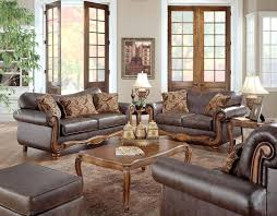 paint colors for living room with brown leather furniture area rugs brown sofa curtains with brown