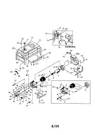 coleman generator wiring diagram coleman discover your electric start generator wiring diagram