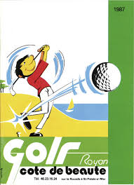 """Résultat de recherche d'images pour """"L'affiche dans le golf"""""""