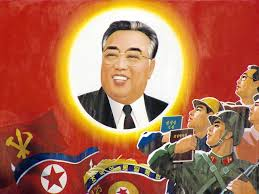 Image result for Kim-il sung