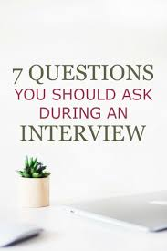 77 best ideas about work goals professional goals 7 questions you should ask during an interview