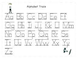 Printable Alphabet Writing Practice Sheets Alphabet Practice Worksheets Preschool