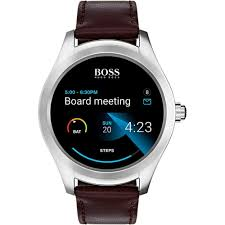 Hugo Boss Men\u0027s BOSS Touch SmartWatch Android 2.0 1513551 - Watches from