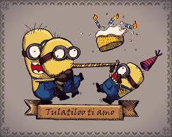 Animated Minion Birthday Card Minion Happy Birthday Card Aism