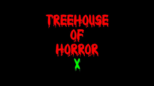 The Simpsons Treehouse Of Horror DVD Review  YouTubeWatch Treehouse Of Horror Xi