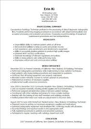 Sterile Processing Resume Sample