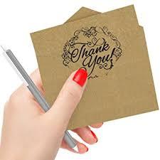 tarjeta de agradecimientos 50 tarjetas de agradecimiento con sobres las mejores tarjetas