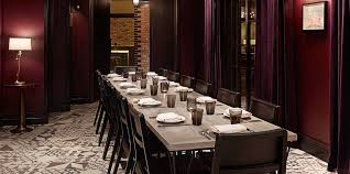 Private Dining Rooms In Chicago