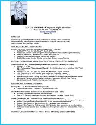 Pilot Resume Examples Beautiful Inspirationry Experience On Resume Examples Objective To 20