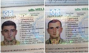 Fake Vision Syrian Passports Woman In Maarten; 3 Stopped With - Honduras Newspaper St Syrians Detained