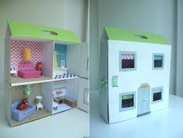 diy doll furniture. Diy Dolls Furniture How To Make A Cardboard Dollhouse Pinterest House . Doll R