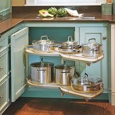 Corner Shelves For Kitchen Cabinets Rev A Shelf Kitchen Blind Corner Cabinet Optimizer Maximizes With 30