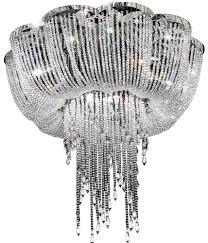 enna large dd crystal ceiling light