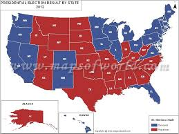 presidential elecion results us presidential election results 2012 by state states homeschool