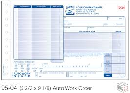 Automotive Repair Orders Templates | North Road Auto (845) 471-8255 ...