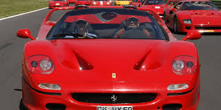 Added to your profile favorites. Ferrari F50 Road Test